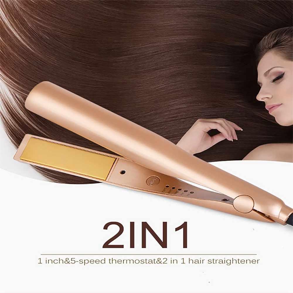 ישר שיער מקל מסתלסל מקל רב פונקצית רול שיער מחליק שלושה באחד שיער מחליק שיער ברזל שיער curler