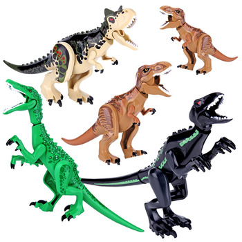 New Jurassic World Park Dinosaurs Baryonyx Treasure Hunt Figures Compatible With Building Blocks Bricks Kids Toys Gift 75935 legoings jurassic dinosaurs world park dinosaur raptor protection zone building blocks set kids toys juguetes compatible legoing