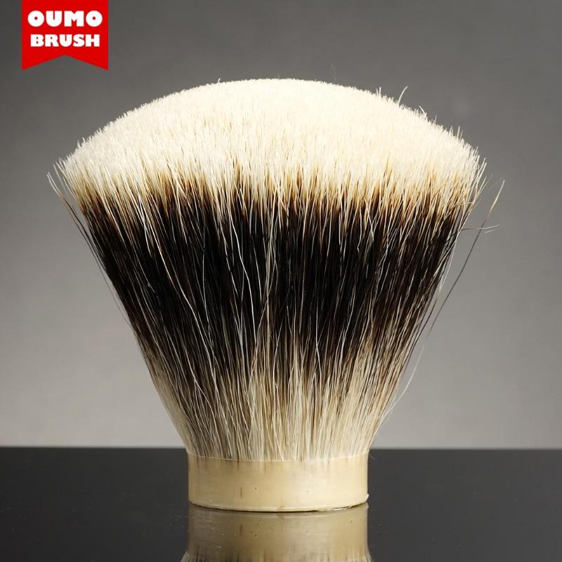 Oumo BRUSH-SHD gancho melhor dois banda escova de barbear nós