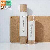 Xiaomi mi hause große maus pad eiche holzmaserung wasserdichte material für Büro Gaming Anti-slip Maus-pad computer laptop schreibtisch pad
