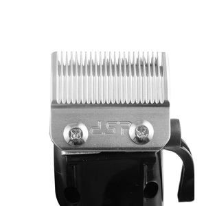 Image 4 - Powerful adjustable hair clipper professional electric cordless hair trimmer beard electric hair cutting machine haircut for men