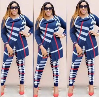 Jackets 2 Piece Set Women Clothes Autumn Winter Top And Sporting Pants Sweat Suit Two Piece Vocation Outfit Matching Sets 1