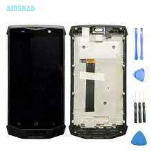 AICSRAD For Blackview BV8000 LCD Display + Touch Screen Assembly Replacement BV 8000 +Tools