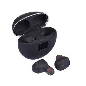 Bluetooth 5,0 наушники 9D стерео беспроводные наушники спортивные водонепроницаемые наушники с отпечатком пальца сенсорные гарнитуры с микрофон...