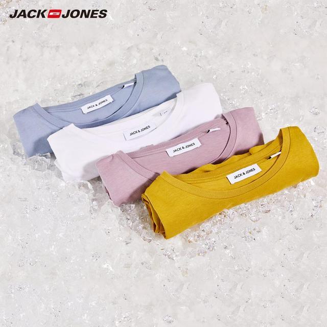 Camiseta de algodón de Jack & Jones 3