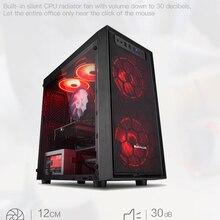 Computer PC Gamers SSD Desktop DDR4 IPASON-E1 Mini-Gaming CSGO/DOTA 120G Amd Ryzen 3-2200g/3200g