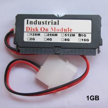 Industrial 40pin Disk On Module 128MB 256MB 512MB 1GB 2GB 4GB 8GB DOM IDE Flash Memory Card