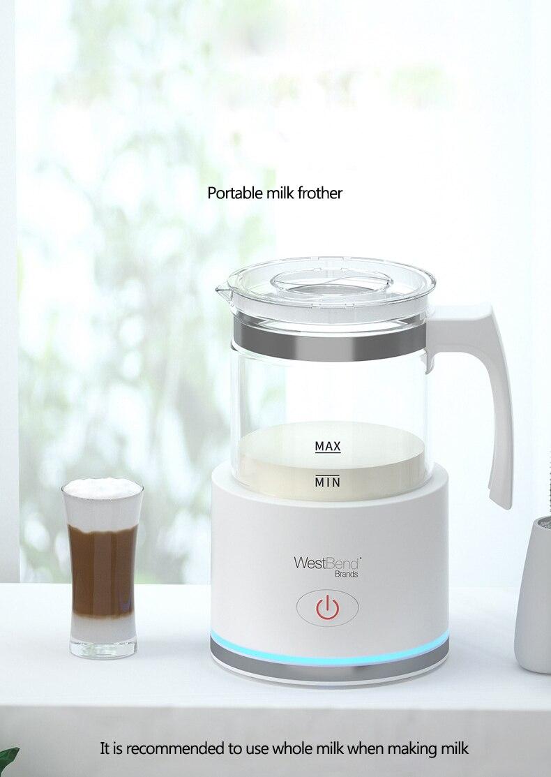 Espumador de leite