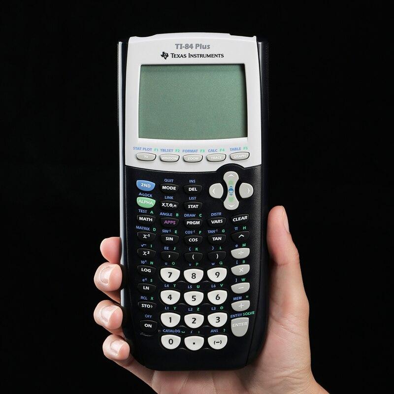 New Instruments <font><b>Plus</b></font> <font><b>Graphing</b></font> <font><b>Calculator</b></font> Top Fashion Led