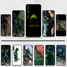 Amerikaanse Tv-Serie Arrow Telefoon Case Voor Samsung Galaxy M10 20 30 Een 40 50 70 71 6S A2 a6 A9 2018 J7 Core Plus Ster S10 5G C8(China)