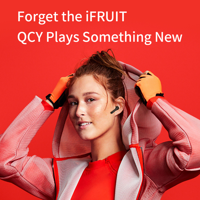 QCY T5 Bluetooth Headphones V5.0 Touch Control Earphones Stereo 5