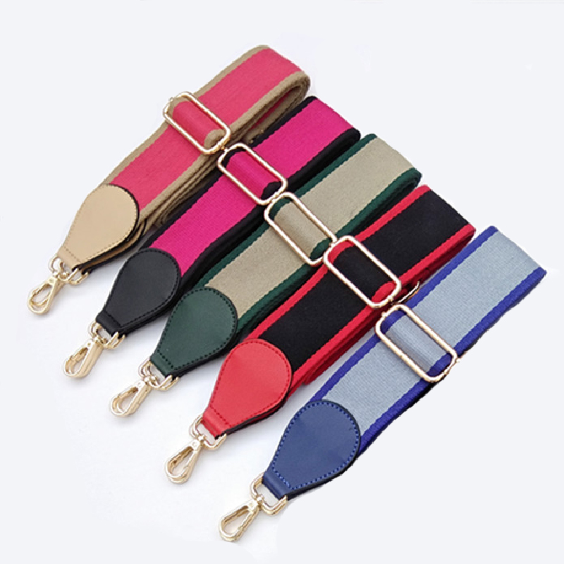 120cm Adjustable Handbag Strap Women Shoulder Bag Strap Casaul Purse Strap Crossbody Bags Wide Strap Obag Handles Bag Parts Hot
