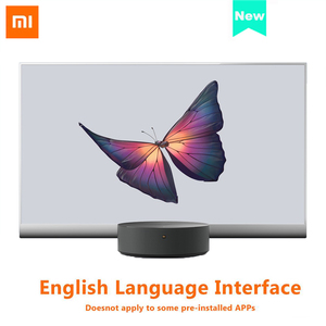 Xiaomi Transparent TV Master 55 Inches OLED 5.7mm Ultra-thin Screen120Hz MEMC Support Bluetooth 5.0 Dolby Atmos TV