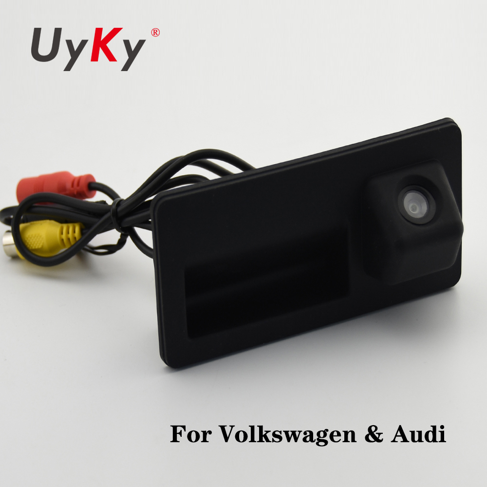 Car Rear View Camera For Audi A4 A5 S5 Q3 Q5 VW Golf Passat Tiguan Jetta Sharan Touareg B6 B7 Reversing Camera