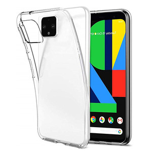 Clear Soft TPU Case For Google Pixel 4 5 3A 3 2 XL Silicone Phone Cover For Google Pixel 4 5 4A Pixel4 Pixel3 Pixel2 3A XL Case