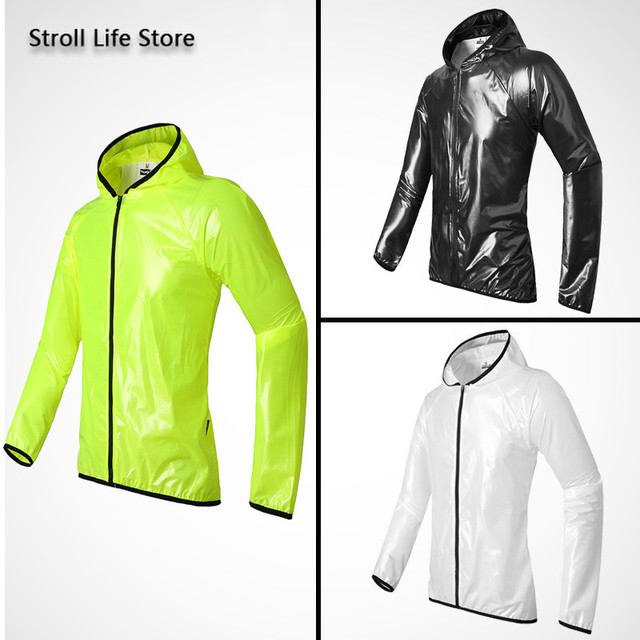 Outdoor Waterproof Suit Transparent Raincoat Men and Women Motorcycle Rain Coat Hiking Adult Thin Breathable Rain Pants Gift 2