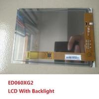 6 cal wyświetlacz lcd z podświetleniem Ebook ekran Lcd wyświetlacz Matrix ed060xg2 dla czytniki e booków na czytnik ebooków w Ekrany LCD i panele do tabletów od Komputer i biuro na