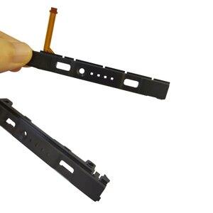 Image 2 - L R LR منزلق اليسار اليمين المتزلجون السكك الحديدية لاستبدال التبديل الأصلي NS وحدة التحكم السكك الحديدية ل NS الفرح كون تحكم المسار المنزلق م