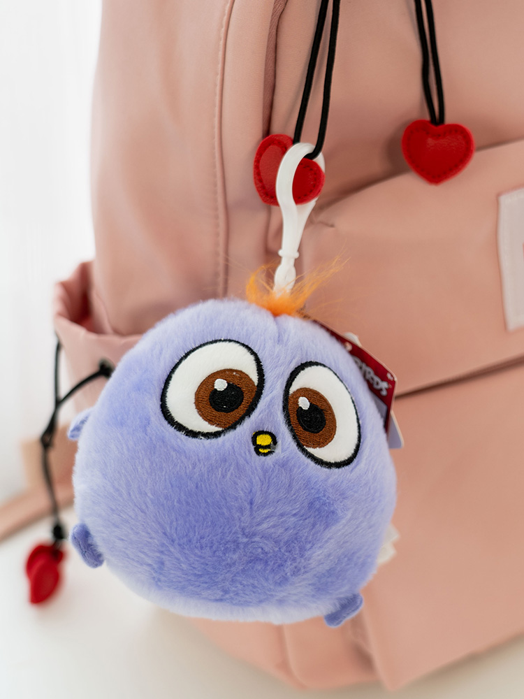 Image 4 - New style Movie birds fledgling Samantha Zoe Vincent Arianna Will cute Stuffed toys Plush Claw machine doll for Children gifts-in Stuffed & Plush Animals from Toys & Hobbies