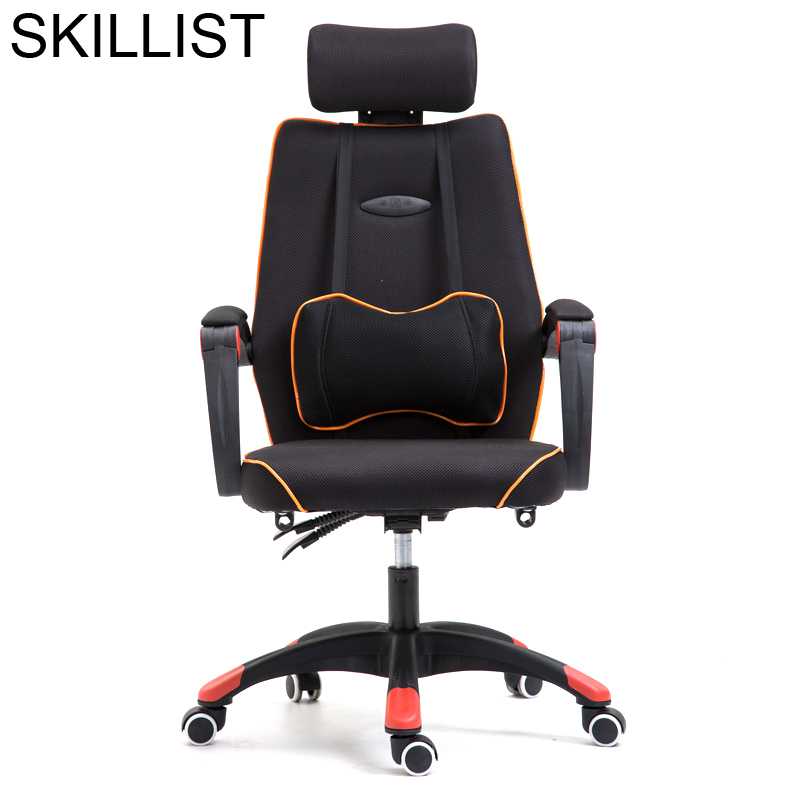 Sedia Ufficio Sedie Sandalyeler Sessel Furniture Chaise De Bureau Ordinateur Fauteuil Silla Gaming Poltrona Cadeira Office Chair