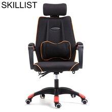 Sedia Ufficio Sedie Sandalyeler Sessel Furniture Chaise De Bureau Ordinateur Fauteuil Silla Gaming Poltrona Cadeira Office Chair
