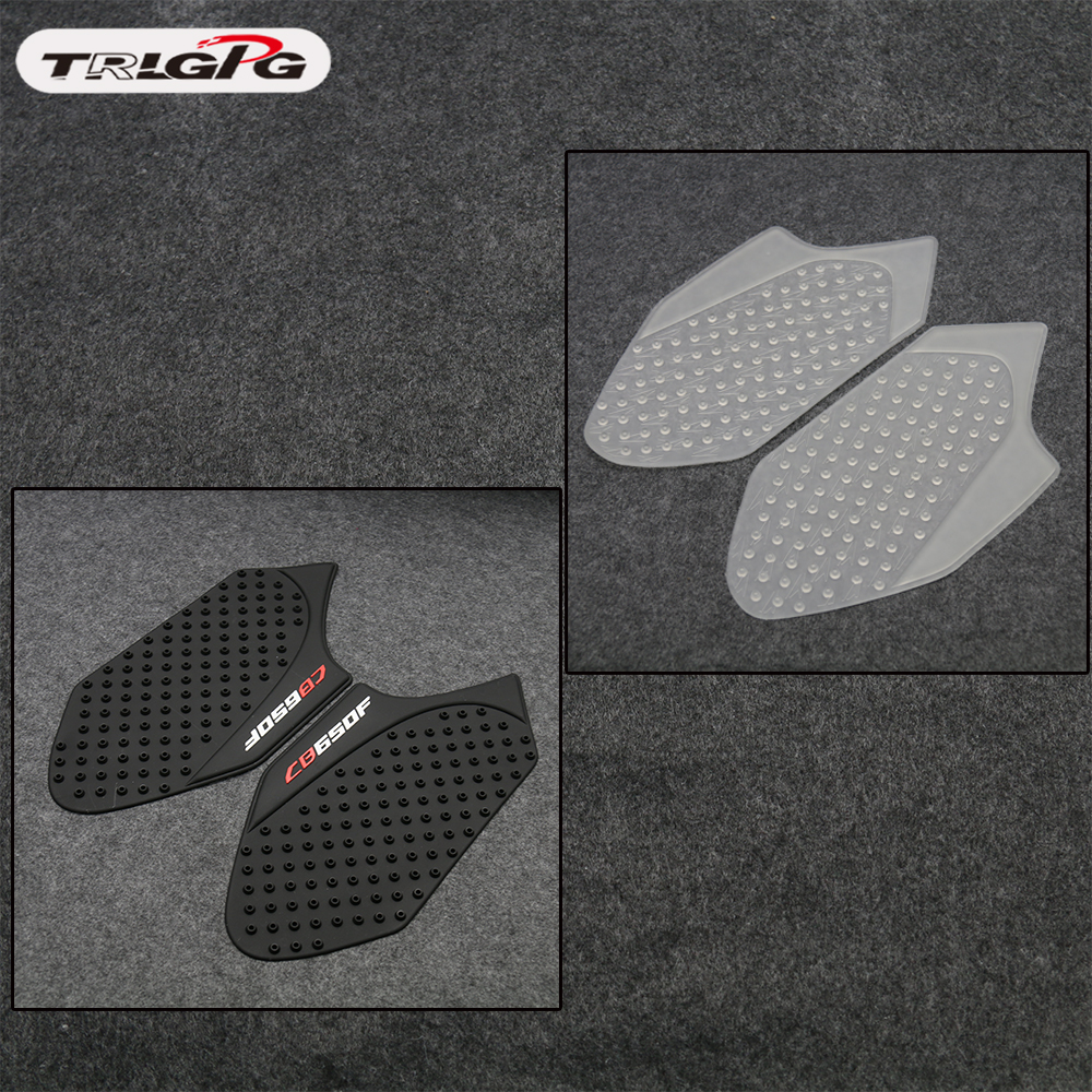 For HONDA CB650F CB650 F 2012-2018 2017 2016 2015 14 13Protector Anti Slip Tank Pad Sticker Gas Knee Grip Traction Side 3M Decal