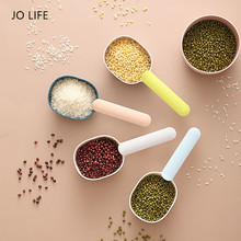 Measuring-Spoon Rice-Scoop Kitchen Jo-Life Sugar-Flour with Gadget Multifunctional Dual-Use