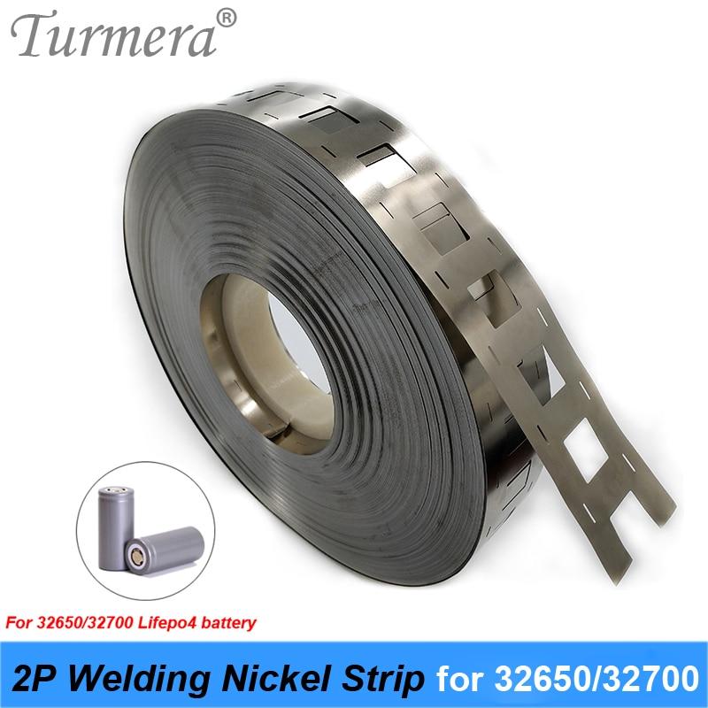 32650 32700 Nickel 2P High Purity Pure Nickel Belt Lithium Battery Nickel Strip Li-ion Batteries Ni Plate Used For Pack 1Meter