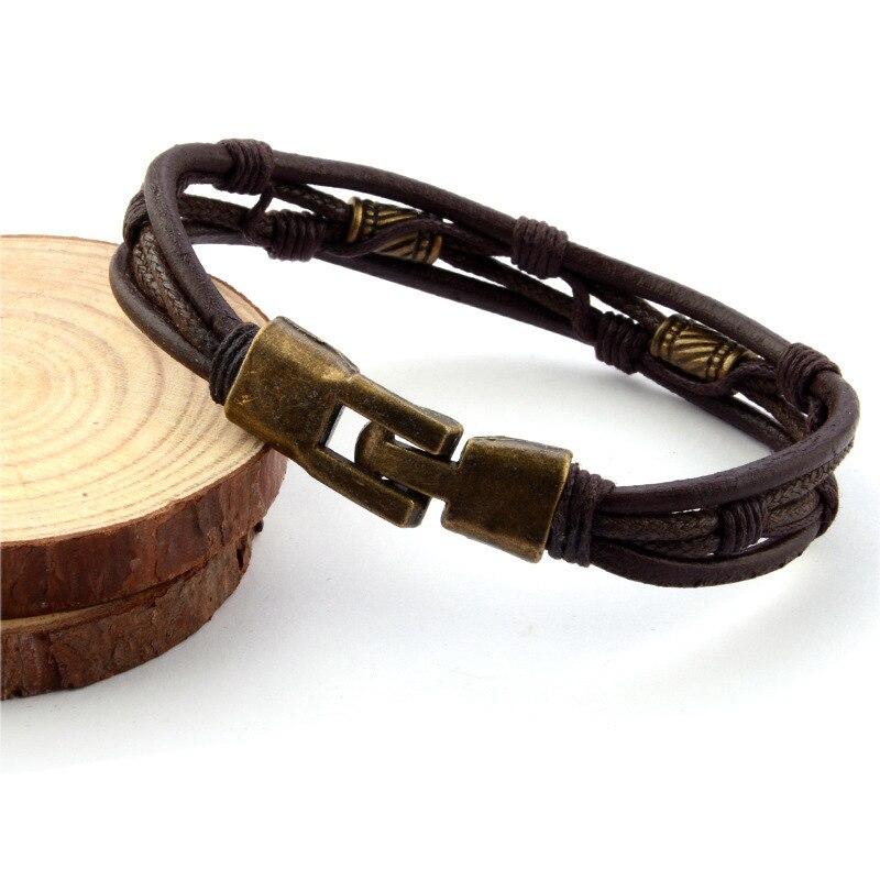 Leather bracelet (5)