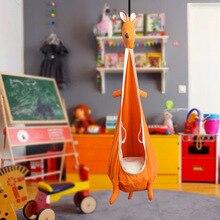 2020 Creative Design Kangaroo Child Hammock Pod Swing Chair Nook Animal Tent - Kids Outdoor Indoor Swing Cloth Hanging Seat