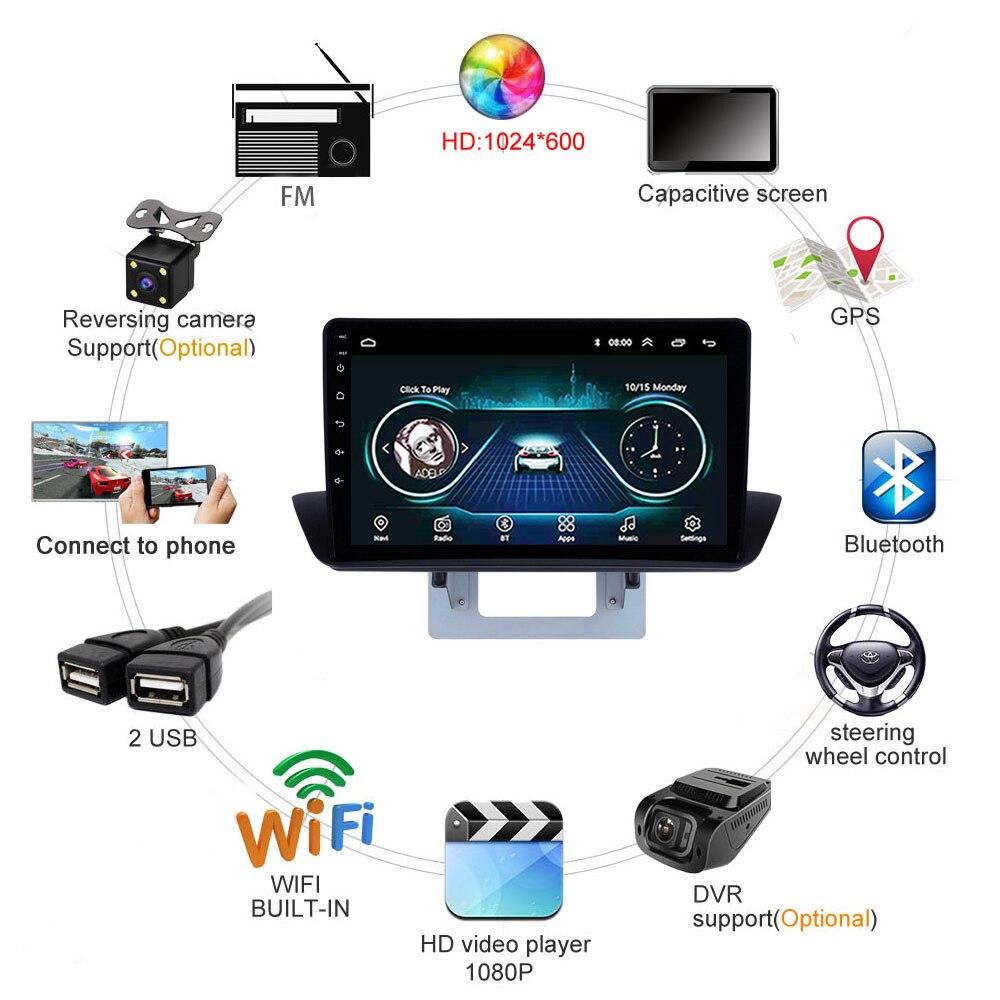 Автомобильная Мультимедийная система для 2012 2018 Mazda BT 50 BT 50 BT50 Авторадио аудио стерео камера заднего вида видеоплеер SWC Зеркало Ссылка - 6