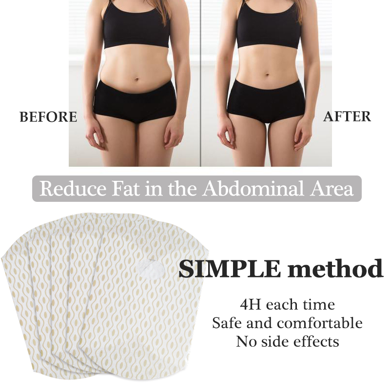 Auquest Slimming Patch 5pcs Belly Cellulite Fat Burner Stomach Waist Weight Lossing Paste Navel Sticker Natural Diet Product Aliexpress
