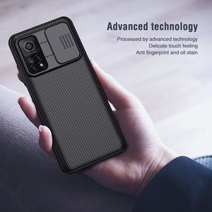 Image 5 - Nillkin capa redmi k30s para celular xiaomi, proteção traseira da câmera, com protetor de privacidade, 6.67 polegadas