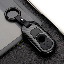 High Quality Mature Carbon Fiber Matte Car Key Case Cover fit For OPEL Astra Buick ENCORE ENVISION NEW LACROSSE Auto Shell
