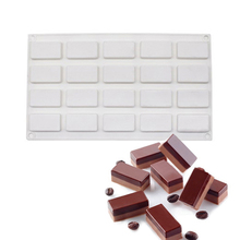 Silicone Break-Apart Chocolate Molds Truffle Candy Mold For Baking  Cake Decorating Tools Mousse Dessert Mould