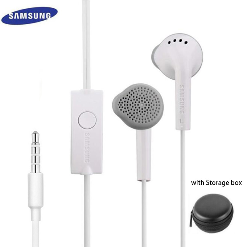 Samsung In-Ear Earphones Headset Headphone With Mic For A6//A6s//Aplus