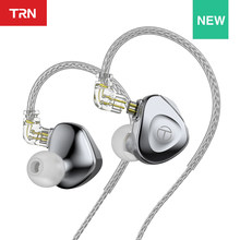 TRN BA15 30BA Driver Unit In Ear Earphone Balanced Amarture HIFI DJ Monitor Earphone Earbuds With QDC Cable TRN VX V90S T300 TA1