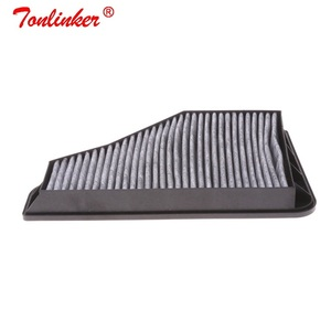 Image 2 - Cabin Filter Oem A1408350047 For Mercedes S Class W140 1991 1998/S CLASS Coupe C140 1992 1999 Model 1Pcs Activated Carbon Filter