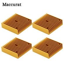 MK7 MK8 – dissipateur de chaleur pour imprimante 3D, 40x40x11mm, 4010, 1 pièce, extrudeuse de haute qualité