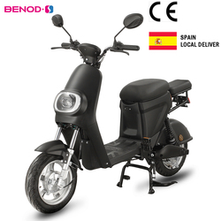 BENOD Electric Motorcycle Scooter Lithium Battery Electric Motorcycle High-Speed Electric Motor Scooter Motor Moped Ebicycle