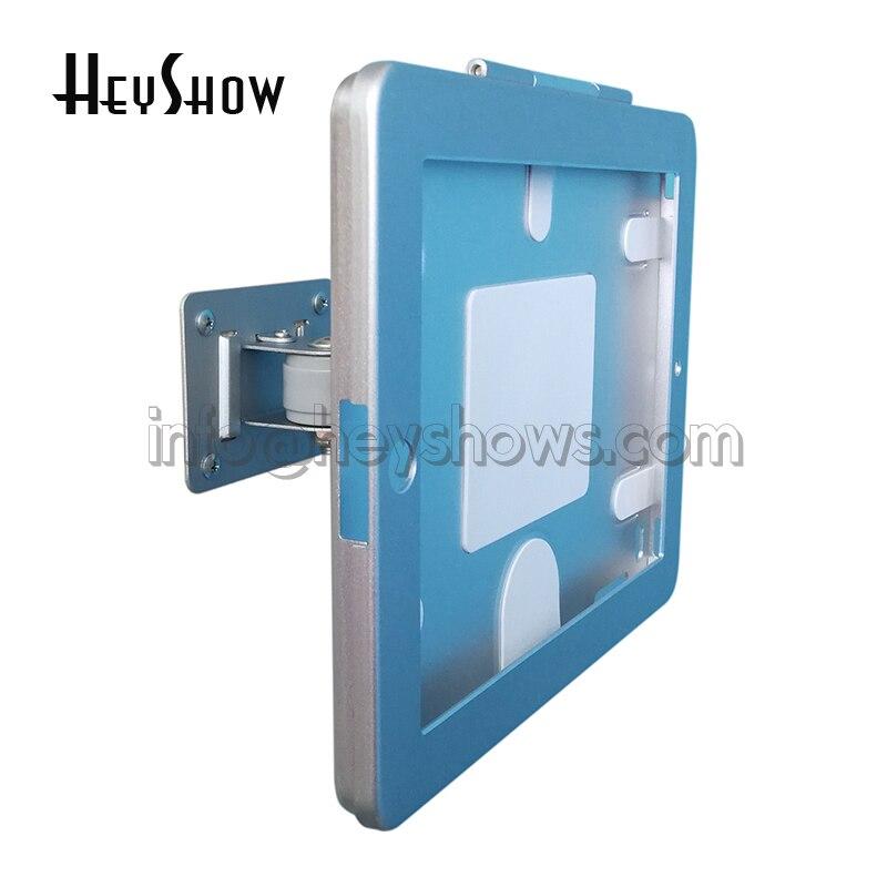 Настенное крепление для планшета Ipad безопасный замок стенд киоск Противоугонный чехол для безопасности для Ipad 234 Air-3