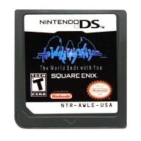 DS เกมคอนโซลการ์ด The World Ends คุณ USA รุ่นภาษาอังกฤษสำหรับ Nintendo DS 3DS 2DS