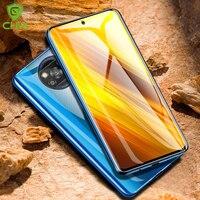 Pellicola CHYI Hydrogel per Xiaomi poco x3 nfc F1 pellicola salvaschermo 3D curva per pocophone x2 F2 M2 pro vetro temperato non protettivo