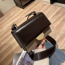 New Fashion Crossbody Messenger Bags Women Handbags Pathwork PU Leather Small female Purse Ladies shoulder Bag 2019 nucelle ladies fashion small messenger tote purse female chains cartoon circus crossbody bags nz4091 women s pu leather handbags