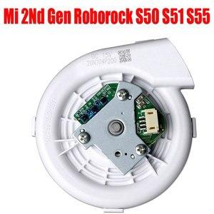 Image 1 - 新ファン xiaomi roborock S50 S51 ロボット掃除機スペアパーツ