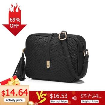 REALER Messenger Shoulder Bag 1