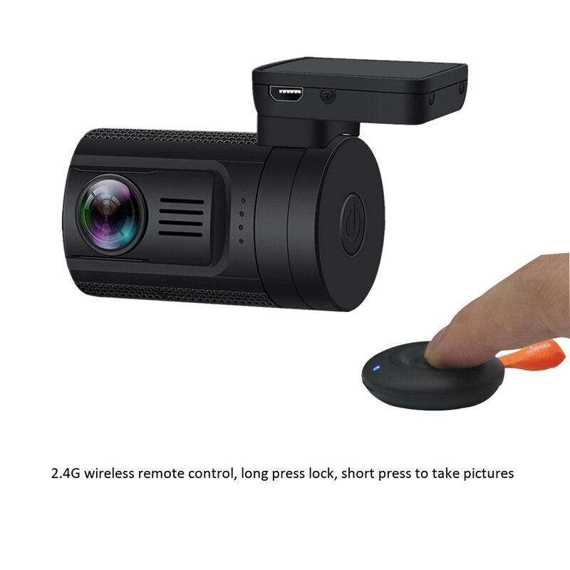 Mini Dvr Auto Dash Camera Speed Coördineren Gps 1080P 60FPS Hd Video Recorder Super Condensator Met Afstandsbediening Temperaturen - 3