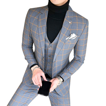 3-Piece England Youth Suits
