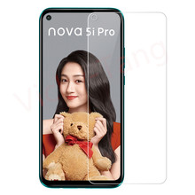 Tempered Cell Phone Glass For huawei nova 5i pro Premium Anti-scratch Smart Screen Protector 2.5d 9h