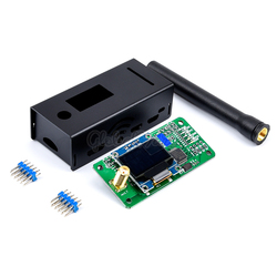 Hot Jumbospot UHF & VHF antenna + aluminum shell MMDVM hotspot Support P25 DMR YSF for raspberry pi